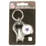Dallas Cowboys 3-in-1 Keyring
